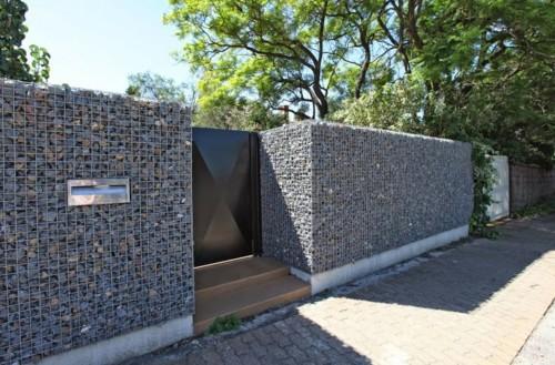 Pagar Rumah Minimalis Batu Alam 13 - 22 Gambar Pagar Rumah Minimalis Batu Alam Terbaru 2018