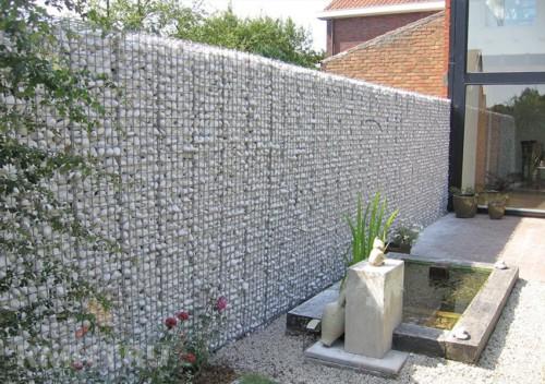 Pagar Rumah Minimalis Batu Alam 15 - 22 Gambar Pagar Rumah Minimalis Batu Alam Terbaru 2018