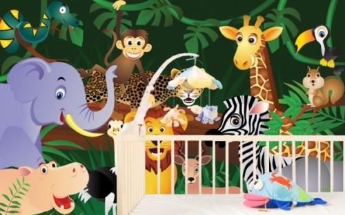 Wallpaper Dinding Kamar Tidur Anak Laki laki 5 - 25 Motif Wallpaper Dinding Kamar Tidur Anak Perempuan dan Laki-laki
