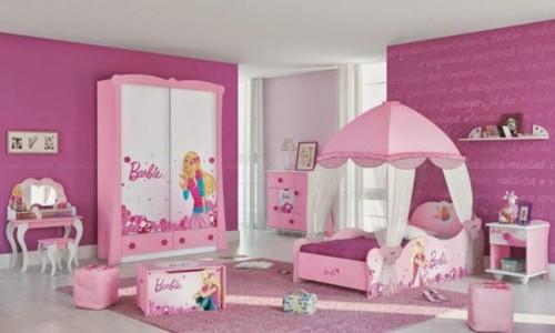 Wallpaper Dinding Kamar Tidur Anak Perempuan 1 - 25 Motif Wallpaper Dinding Kamar Tidur Anak Perempuan dan Laki-laki