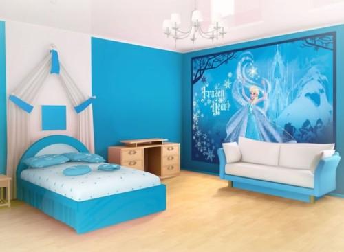 Wallpaper Dinding Kamar Tidur Anak Perempuan 3 - 25 Motif Wallpaper Dinding Kamar Tidur Anak Perempuan dan Laki-laki