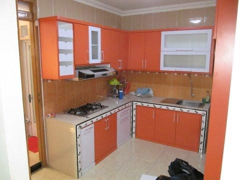 15 desain dapur kecil ukuran 2x2 meter yang bagus for Dapur set aluminium