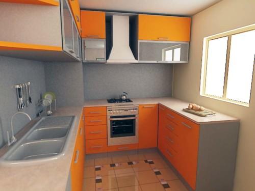Desain Dapur Kecil Ukuran 2x2 Meter 9 - 15 Desain Dapur Kecil Ukuran 2x2 Meter yang Bagus