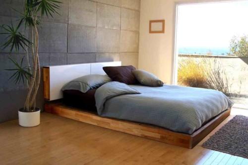Desain Kamar Tidur Suami Istri Sederhana Tapi Romantis 10