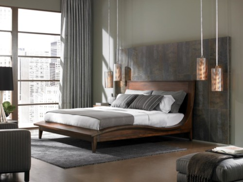 Desain Kamar Tidur Suami Istri Sederhana Tapi Romantis 8