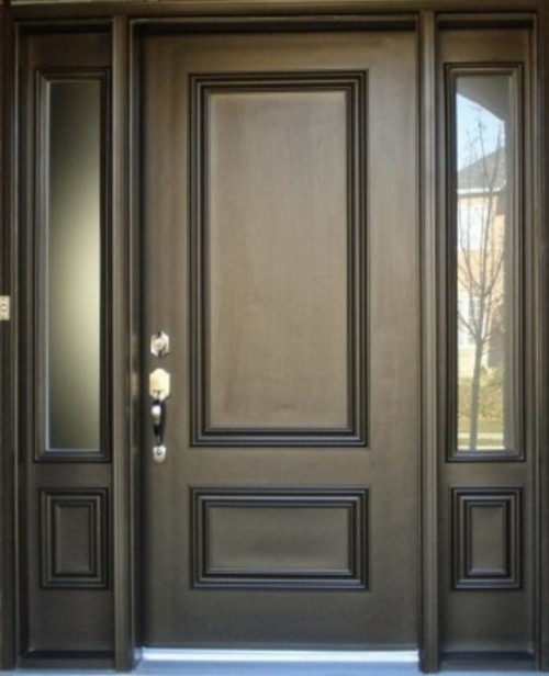 Model Pintu Minimalis Elegan Terlengkap 4 - 15 Model Pintu Minimalis Elegan Terlengkap 2018
