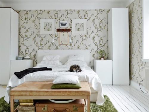 Wallpaper Desain Kamar Tidur Pengantin Romantis 2