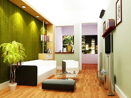 Warna Cat Ruang Tamu Minimalis yang Bagus 14 - 18 Warna Cat Ruang Tamu Minimalis yang Bagus Terbaru