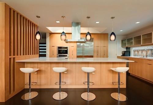 Desain Ruang Makan Bergaya Cafe 1