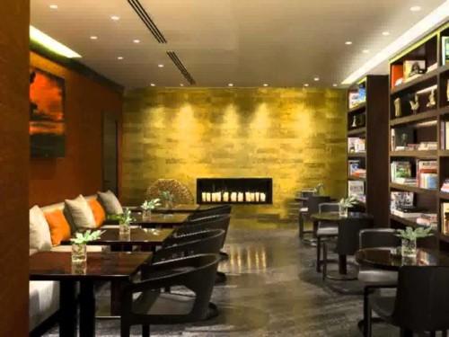 Desain Ruang Makan Bergaya Cafe 15