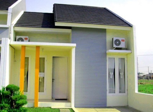 Desain Rumah Minimalis Type 36 Sederhana dan Modern