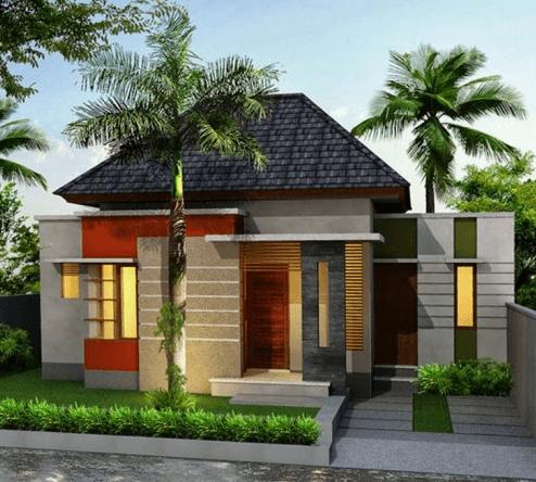 15 Desain Rumah Minimalis Type 36 Sederhana dan Modern