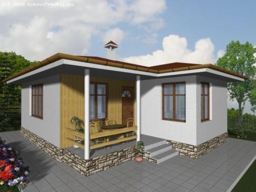 Teras Rumah Minimalis Type 36 Sederhana Tapi Keren