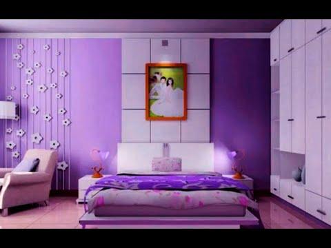 20+ Kombinasi 2 Warna Cat Kamar Tidur Minimalis yang Bagus