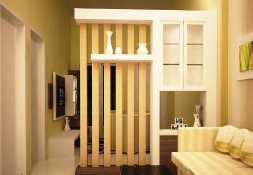 Sekat Pembatas Ruangan Minimalis Modern