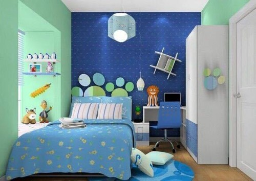 Desain Kamar Tidur Ukuran 2x3 Meter Minimalis Kecil