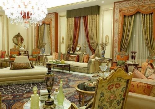 Interior Rumah Mewah Klasik Eropa