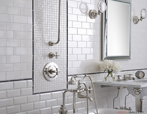 Gambar Keramik Dinding Kamar Mandi