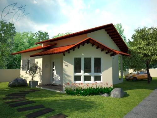 Rumah minimalis sederhana 1 lantai 1