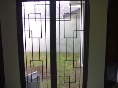 Harga Teralis Jendela Minimalis 5 - 21 Model Teralis Jendela Minimalis Modern yang Berkualitas