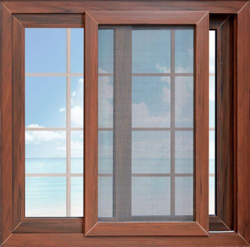 Jendela Rumah Slide Geser