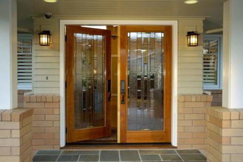 Kusen Pintu Minimalis Modern