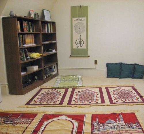 Ruang Ibadah Tema Ramadhan