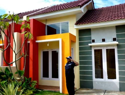 Kombinasi Warna Cat Teras Rumah 4 Warna