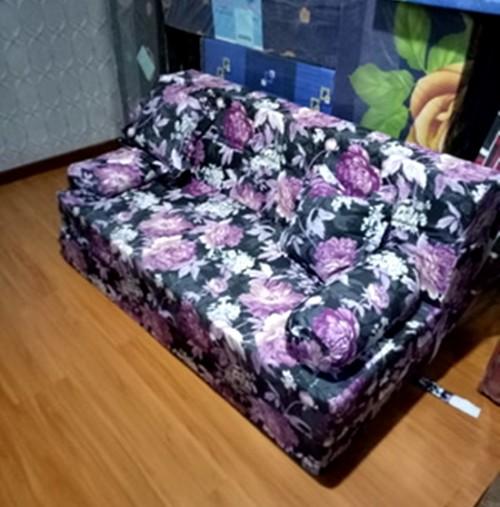 Sofa Bed INOAC Dibawah 1 Juta via Tokopedia